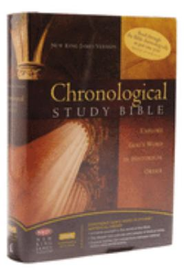Chronological Study Bible-NKJV 9780718020682