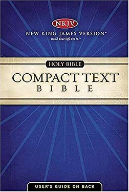 Compact Text Bible-NKJV 9780718002107