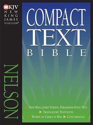 Compact Text Bible-NKJV 9780718002121