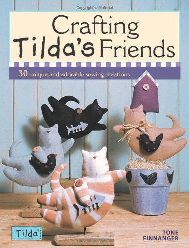 Crafting Tilda's Friends 9780715336663