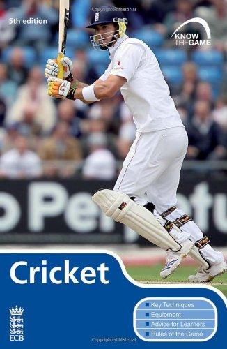 Cricket 9780713683745