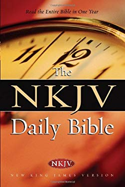 Daily Bible-NKJV 9780718010843