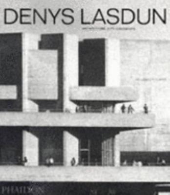 Denys Lasdun 9780714828718