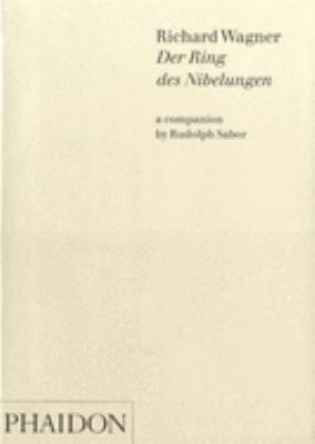 Der Ring Des Nibelungen 9780714836508