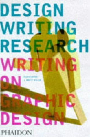 Design Writing Research 9780714838519