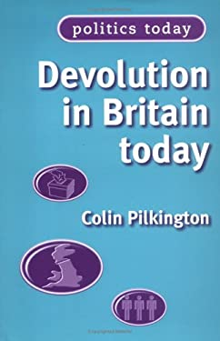 Devolution in Britain Today 9780719060762