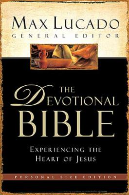 Devotional Bible-NCV-Personal Size: Experiencing the Heart of Jesus 9780718015732