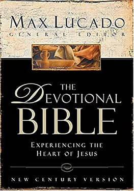 Devotional Bible-Ncv: Experiencing the Heart of Jesus 9780718009618