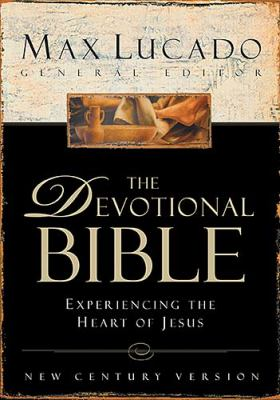 Devotional Bible-Ncv: Experiencing the Heart of Jesus 9780718010546