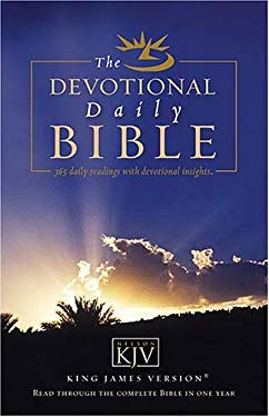 Devotional Daily Bible-KJV: Read Through the Complete Bible in One Year 9780718013370