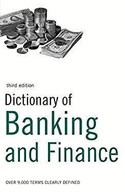 Dictionary of Banking and Finance 9780713677393