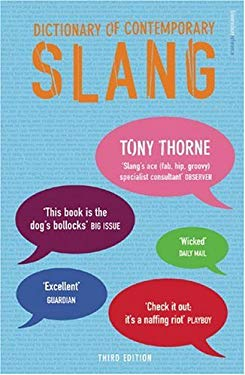 Dictionary of Contemporary Slang 9780713675047
