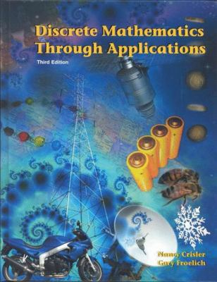 Discrete Mathematics Through Applications 9780716700005