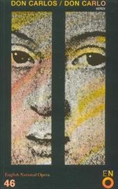 Don Carlos/Don Carlo: English National Opera Guide 46 2607923