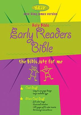 Early Readers Bible-NKJV 9780718013301