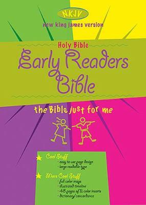 Early Readers Bible-NKJV