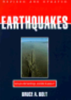 Earthquakes 9780716722366