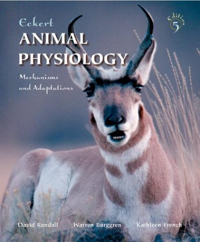 Eckert Animal Physiology 9780716738633