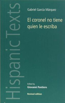 El Coronel No Tiene Quien Le Escriba 9780719008368