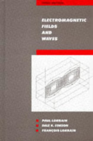Electromagnetic Fields&waves 3e 9780716718239