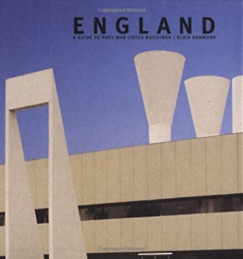 England:: A Guide to Post-War Listed Buildings 9780713488180