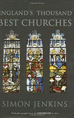 England's Thousand Best Churches 9780713992816