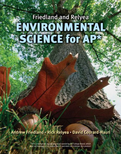 Environmental Science for AP*