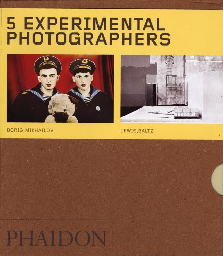 Experimental Photographers - Box Set of 5 9780714853697