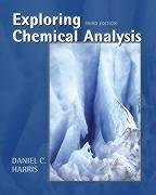 Exploring Chemical Analysis 9780716705710