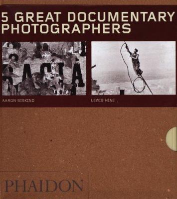 Five Great Documentary Photographers - Box Set of 5