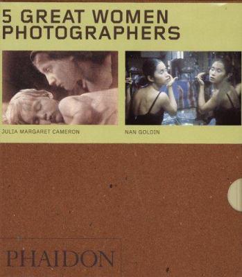 Five Great Women Photographers - Box Set of 5 9780714853659