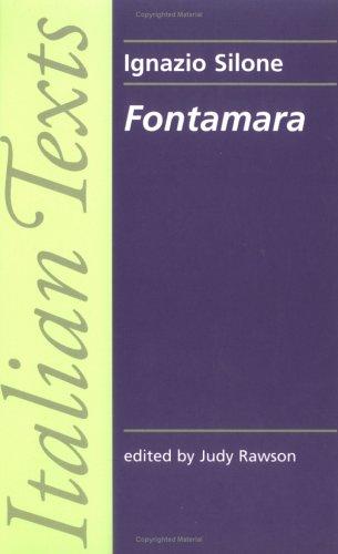 Fontamara 9780719006623