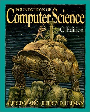 Found Computer Sci W/C Edition: C Edition 9780716782841