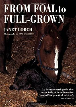 From Foal to Full-Grown 9780715307229