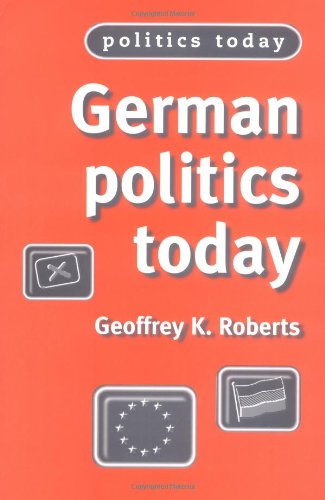 German Politics Today 9780719049613