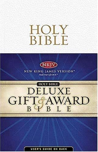 Gift & Award Bible-NKJV 9780718010805
