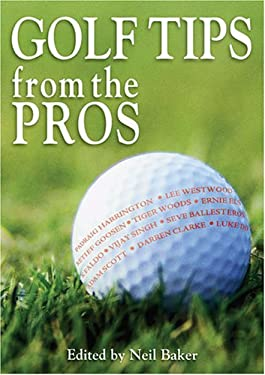 Golf Tips from the Pros 9780715322574