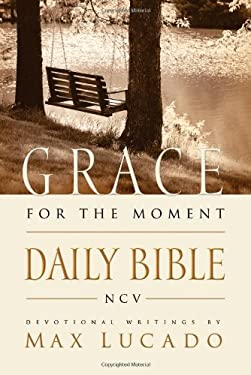 Grace for the Moment Daily Bible-NCV 9780718018009
