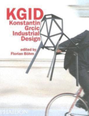 Kgid: Konstantin Grcic Industrial Deisgn 9780714847917