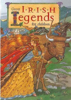 Great Irish Legends for Children 9780717124671