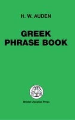 Greek Phrase Book 9780715614686