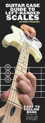 Guitar Case Guide to Left-Handed Scales 9780711991798