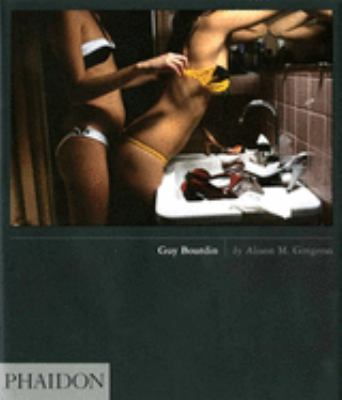 Guy Bourdin 9780714843032