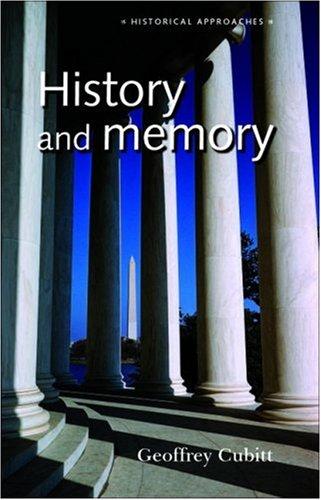 History and Memory 9780719060786