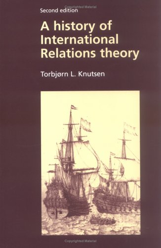 History of International Relations Theory 9780719049309