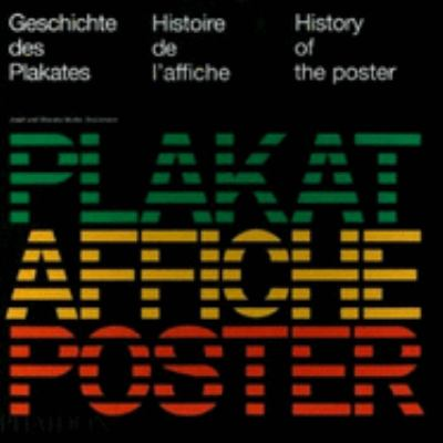 History of the Poster 9780714844039