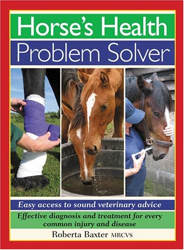 Horse's Health Problem Solver 9780715318010