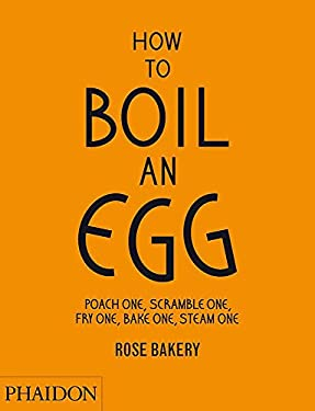 How to Boil an Egg 9780714862415