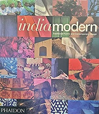 India Modern: Traditional and Contemporary Design 9780714831855