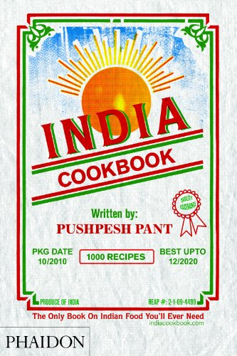 India: The Cookbook 9780714859026